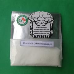 Raw Dianabol/Metandienone Steroid Hormone Powder