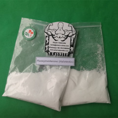 Legit China Source Fluoxymesterone/Halotestin Raw Steroid Hormone Powder 76-43-7
