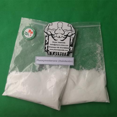 Raw Fluoxymesterone Steroid Powder