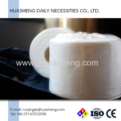 Nonwoven dry cleansing wipes