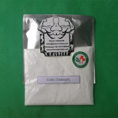 Steroid Hormone Tadalafil Raw Material Powder For Sex Enhancement