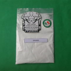Bodybulidng Pharmaceutical Sarm Stenabolic Raw Powder SR9009 Source