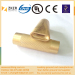 brass ground rod coupling