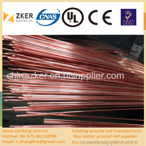 high tensile strength earthing wire dia12