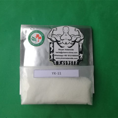 Sarms Steroids Powder Yk11 For Muscle Strength Bodybuilding Supplement