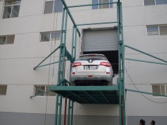 Car parking specialized lifter