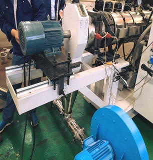 PVC Granulating Machine