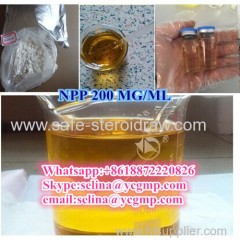 Bodybuilding Supplement Nandrolone Phenypropionate 200 Injectable Anabolic Steroid NPP 200