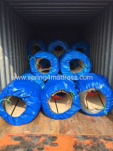 steel wire for mattress