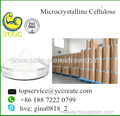 Medical Supplements Microcrystalline Cellulose Mcc