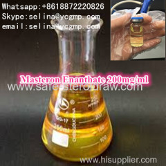 Masteron Enanthate Injectable Muscle Growth Steroid Drostanolone enanthate 200