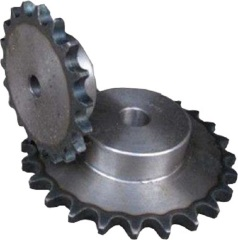 Custom car parking sprocket