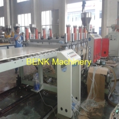 1220mm WPC PVC Foam Board Production Line