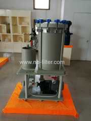 Polypropylelne material Electroplating Filter for Surface Finishing Equipment