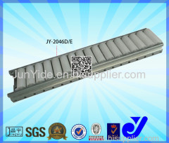 stainless roller track|logistic equipment parts|assembly line roller track