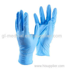 Disposable medical washing glove