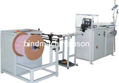 Pfaeffle model double wire forming machine