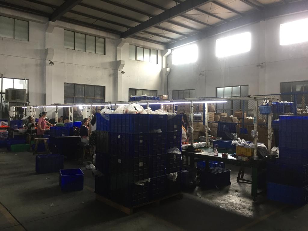 Workshop productionline 1