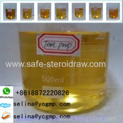 Customized Semi-made Steroid oil Testosterone Propionate 100 mg/ml