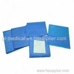 Surgical supplies disposable surgical cover