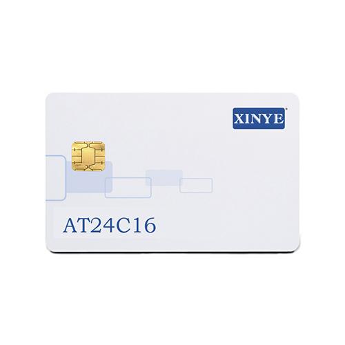 AT24C16 Contact IC Card