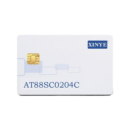 AT88SC0204C Contact IC Card