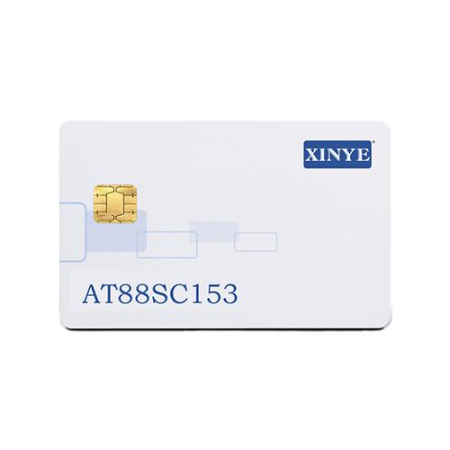AT88SC153 Contact IC Card