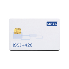 ISSI 4428 Contact IC Card