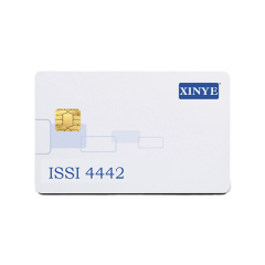 ISSI 4442 Contact IC Card
