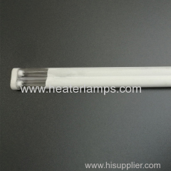 white coating medium wave quartz ir heater for finishing machine
