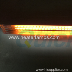 printing oven heating element ir lamps