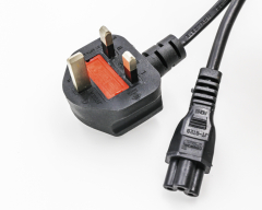 UK BSI POWER CABLES CORDS