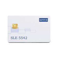 SLE 5542 Cartão IC de contato
