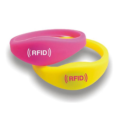 SLE66R01 Silicone RFID Wristband