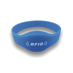 Topaz 512 Silicone RFID Polsband
