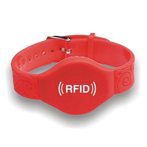 NTAG215 Silicone RFID Wristband