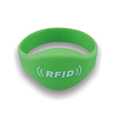 NTAG203 Silicone RFID Wristband
