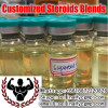 Painless Pre Finished Compound steroid gear Supertest 450 mg / ml