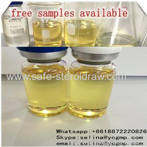 Injectable Anabolic Steroid Solution Tri Deca 300