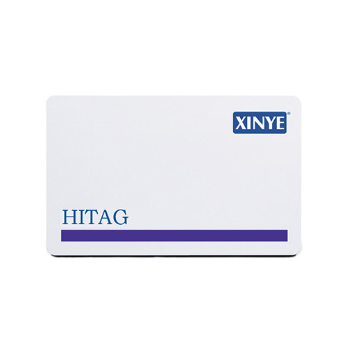 PET Hitag RFID Card
