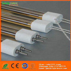 quartz tube heater for water drying
