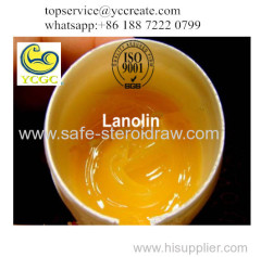 EP/USP/CP Skin treatment Natural Extraction Lanolin