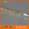 gold coating single tube heater