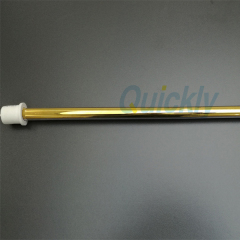 customized quartz ir heater for press machine