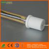 medium wave quartz tube heater for leather embossing
