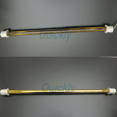 quartz tube infrared heating element for industrial oven