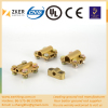 brass DC cable clamp