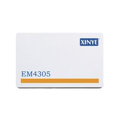 PET EM4305 RFID Card