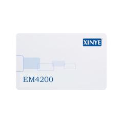 PET EM4200 RFID Card