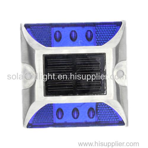 Factory directly solar powered led blinking solar street stud road stud